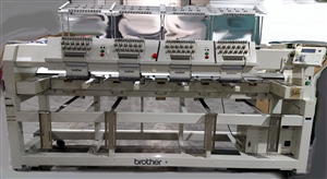 Brother BE-1204C-BC-PC Used