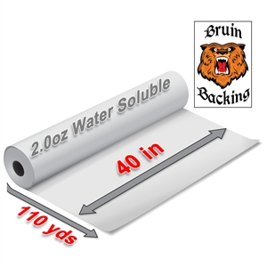 Water Sol Topping 40x110 yds