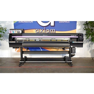 Mimaki CJV150 Wide Format Eco Solvent Printer with Integrated Cutting Plotter Demo