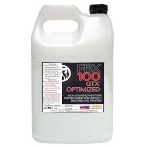 Firebird Brother GTX Optimized FBX-100 Pretreatment (1 Gallon)