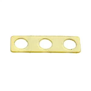 PRESSER FOOT ADJUSTING RUBBER 1mm THICK, 3 NEEDLE