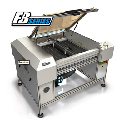 FB500 Laser Cutting and Engraving System