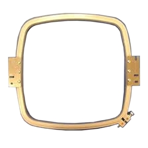 HoopTech 7.5 Inch Square Embroidery Hoop Specify Brand / Model / Arm Spacing