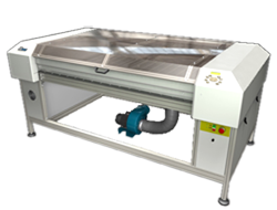 Summa L-1500 Laser Cutting and Engraving System