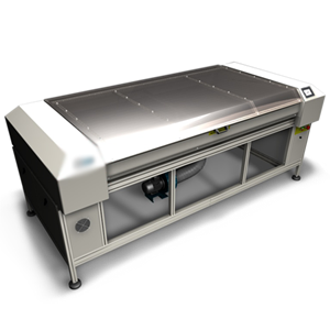 Summa L-1800 Laser Cutting and Engraving System