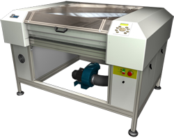Summa L-700 Laser Cutting and Engraving System