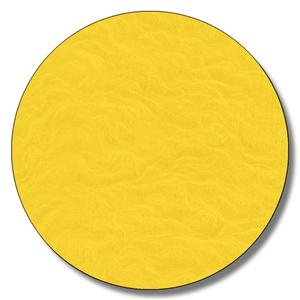 Golden Yellow Fuzz Flock 10 Yards
