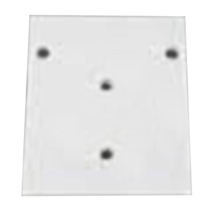 "Platen Replacement Sheet for 7"" x 8"" Infant"