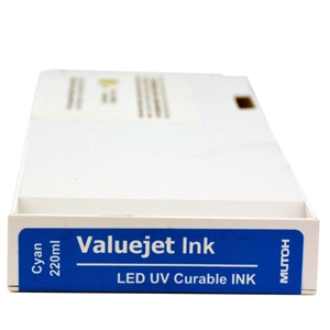 Mutoh Cyan UV-LED Ink