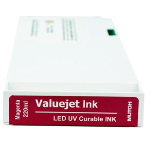 Mutoh Magenta UV-LED Ink