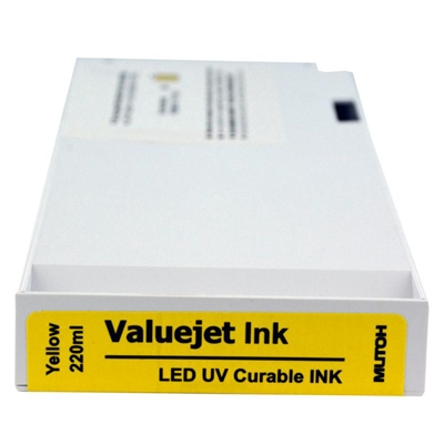 Mutoh Yellow UV-LED Ink