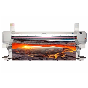 Mutoh ValueJet 2638X Eco-Solvent Printer