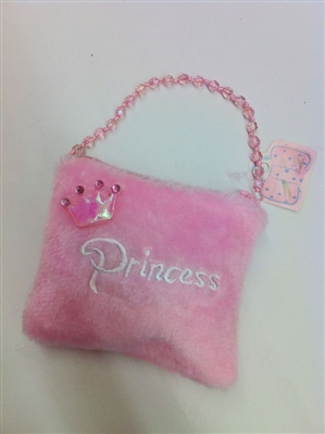 "Sweet Pink ""Princess"" Purse"