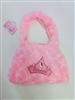"Sweet Pink ""Princess Crown"" Purse"