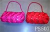 Petal With Sequins Wave purse