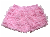 Sweet Pink Ruffle Bloomer