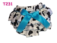 Cow Print Bloomer