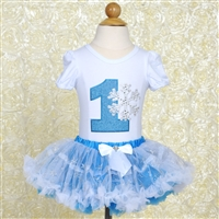 Ice Princess Bday Outfit