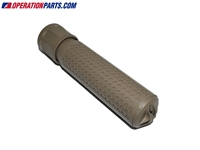 Knight's Armament 5.56mm QDC Suppressor, Flat Dark Earth