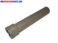 Knight's Armament 7.62mm QDC Suppressor, Flat Dark Earth