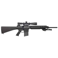 "Knight's Armament SR-25 Enhanced Rifle with 20"" Barrel, Fixed Stock"