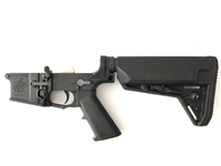 KNIGHT'S ARMAMENT SR-30 IWS LOWER RECEIVER ASSEMBLY