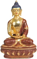 12.2 Inch Amitayus 24 Carat Gilded State- Ships Free World Wide