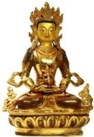 Amitayus 24 Carat Gilded Copper 3 Sizes To Choose From Ships Free World Wide