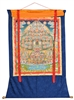 Vajradhara & Refuge Tree 56 Inches SHIPS FREE WORLD WIDE