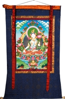 White Tara 52.5 Inches SHIPS FREE WORLD WIDE