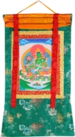 Green Tara 35 Inch  SHIPS FREE WORLD WIDE