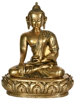 Buddha Statue 13 Inches Ships Free World Wide