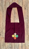 Monks Bag with Double Dorje