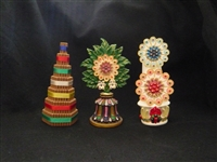 Large Food, Flower & Incense Torma Set