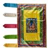 Large Medicine Buddha  Prayer Flag 3 Feet