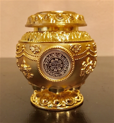 Medium Srid Pa Ho Protection Treasure Vase