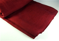 Indian Wool Maroon Zentha / Shawl