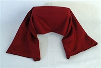 Light Cotton Maroon Zentha / Shawl
