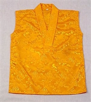 Meditation Shirt Saffron
