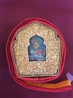 Large Blessed and Consecrated Hand Painted Tsa Tsa Deity Gau Chose from 2 Deities