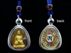 The Buddha Blessed and Consecrated Enlightened Activity  Mendrup Pendent