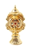 24 Carat Gold Plated All In One Eight Auspicious Symbols Small