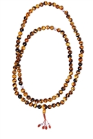 Tiger Eye Mala - 108 Beads 8mm