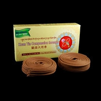 Blessed Kuan Yin 24 - 4 Hours Coil Incense