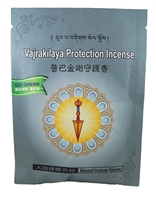 Organic Blessed Vajrakilya Incense