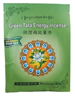 Organic Blessed Green Tara Incense