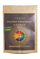 Organic Blessed King Gesar / Guru Rinpoche Incense