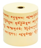 Vajrasattva 100 Syllable Purification Mantra Rolls