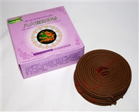 Organic Blessed Naga 10 - 24 Hours Coils Incense