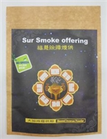 Organic Blessed Sur Smoke Offering  Incense